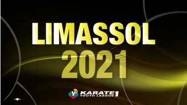 Karate 1 Youth Limassol 4-6 iunie 2021